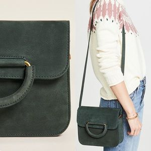 MADEWELL The Holland Shoulder Bag Nubuck Leather